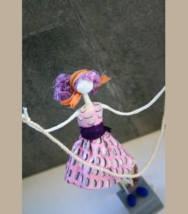 Κοριτσάκι με σχοινάκι