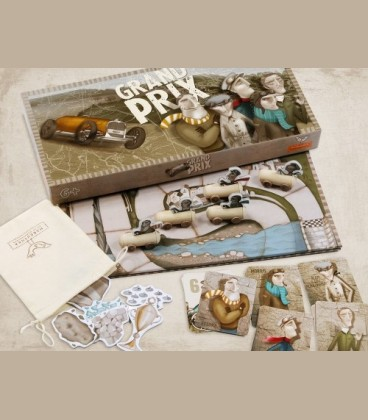 Επιτραπέζιο παιχνίδι -Grand Prix +6y