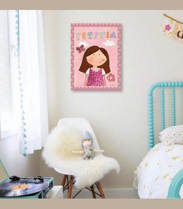 Παιδικός οίνακας κορίτσι PΕ856
