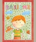 Παιδικός πίνακας αγόρι PE700