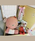 Baby Gift Σετ - Les Jolie Trop Beaux Ροζ