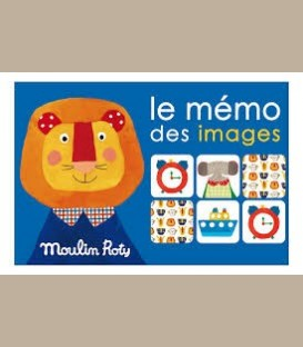 Moulin Roty - Memory game Le Popipop +3y