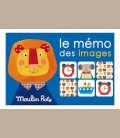 Moulin Roty - Επιτραπέζιο Memory game Le Popipop +3y