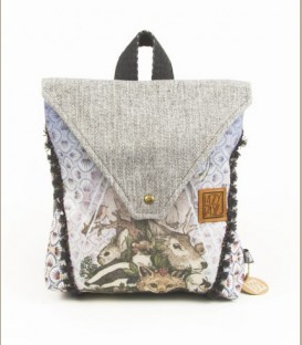 Small size city Backpack (LD457)