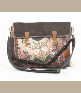 Large Messenger Bag- Lazy Dayz Designs (LD456)