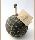 Χειροποίητο κεραμικό κουτί Ζευγάρι με ιστορία - Small 15εκ