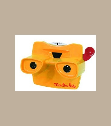 Moulin Roty - View master με 3d ιστορίες