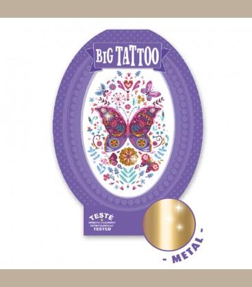 Djeco - Big Tatoo Πεταλούδα