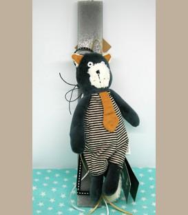 Πασχαλινή λαμπάδα Γάτος Alphonse
