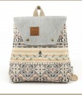 Small size city Backpack - Lazy Dayz Designs (LD123)