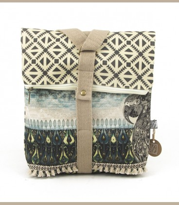 The double-style bag (LD122)