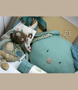 Baby Gift Σετ - Les Jolie Trop Beaux Γαλάζιο