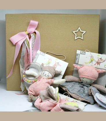 Baby Gift Σετ - Petit Dodo ροζ...