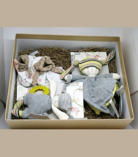 Baby Gift Σετ - Petit Dodo γκρι...