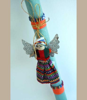 Λαμπάδα Worry Doll (EC1148)