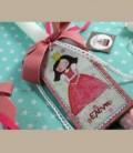 Πασχαλινή personalized λαμπάδα Πριγκίπισσα