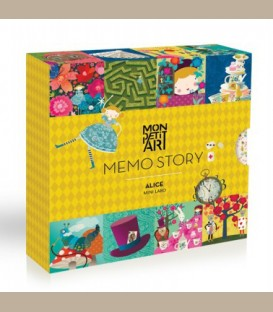 MonPetitArt- Memo game - Alice in wonderland +3y