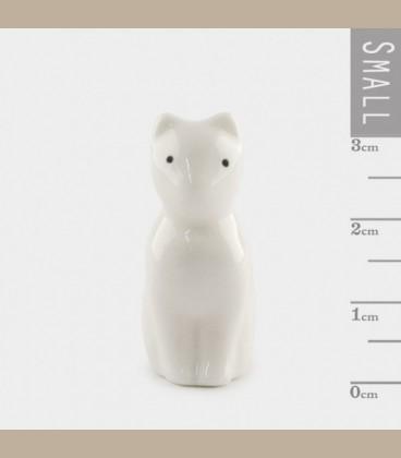 Σπιρτόκουτο - πορσελάνινη γάτα - Ηome...
