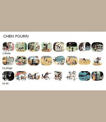 "Moulin Roty - Φακός Ιστοριών ""chien pourri"""