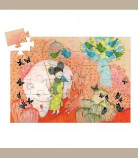 Djeco Puzzle 'Γκέισα' +4y