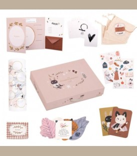 Moulin Roty- Κουτί για αναμνηστικά μωρού