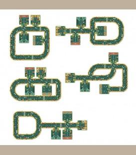 Djeco - Puzzle Geant Δρόμοι κυκλοφοριακή αγωγή  +3y