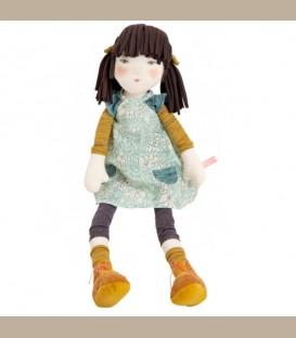 Moulin Roty - Υφασμάτινη κούκλα Iris