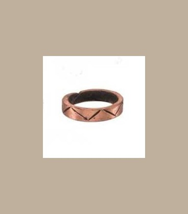 Χειροποίητο σφυρήλατο δαχτυλίδι 598