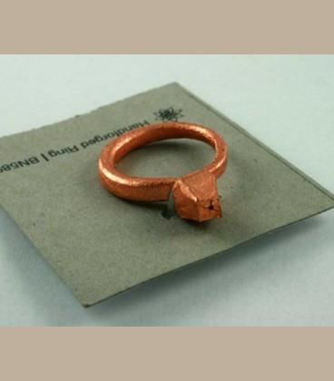 Χειροποίητο σφυρήλατο δαχτυλίδι 590