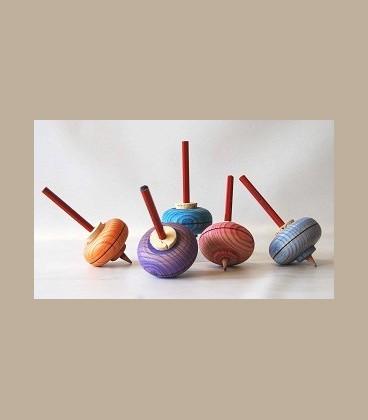 Ξύλινη Σβούρα Μολύβι 130