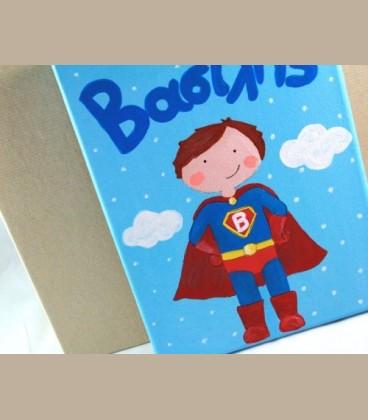 Πίνακας Super Boy 18X24εκ
