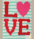 Ευχετήρια κάρτα Love