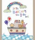 """Μικρή ευχετήρια κάρτα """"Για τη βάπτιση του γιου σας"""""""