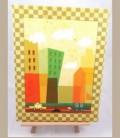 Modern City A Πίνακας 40Χ30εκ