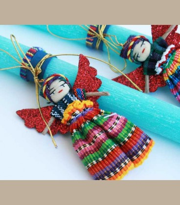 Λαμπάδα Worry Doll (EC1143)