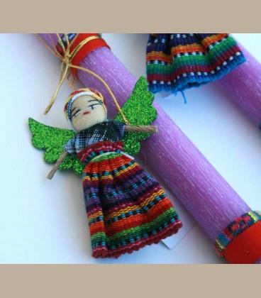 Λαμπάδα Worry Doll (EC1144)
