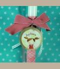 Πασχαλινή personalized λαμπάδα γιο-γιο κοριτσάκι 231