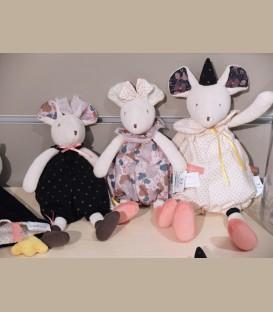 Moulin Roty - Κουδουνίστρα κουκλάκι Ποντικός