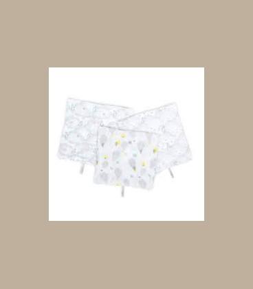 Moulin Roty - Σετ με 3 πετσέτες για μωράκια Α