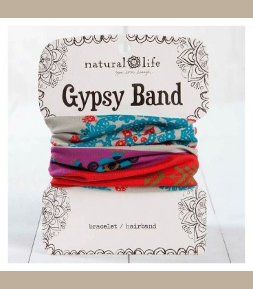 Gypsy Band - Bracelet / Hairband NL118