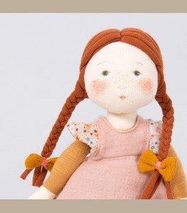 Moulin Roty - Υφασμάτινη κούκλα Fleur