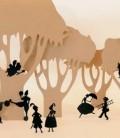 Θέατρο σκιών - φακοί ιστοριών -κουκλοθέατρο