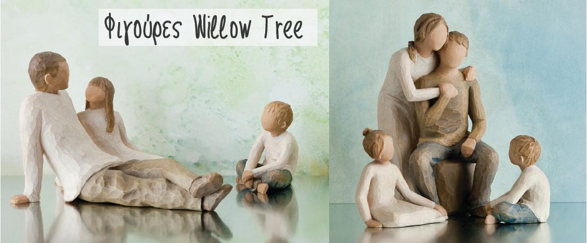 Διακοσμητικές φιγούρες willow tree